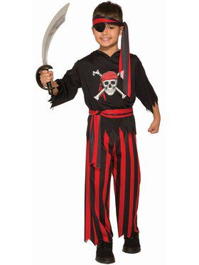 Pirate Matey Child Costume