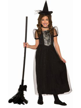 Promo - Winsome Witch Child Costume