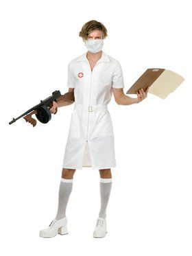Psycho Nurse Adult Costume
