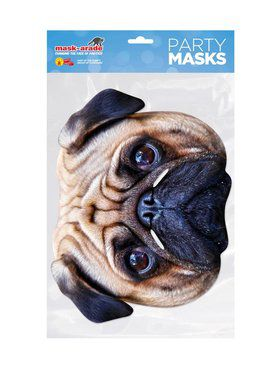 Face 2018 Halloween Masks - Pug