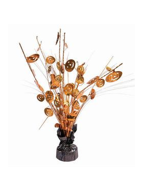 Pumpkin Foil Centerpiece (1)