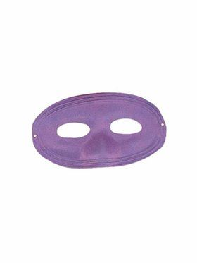 Purple Domino Mask