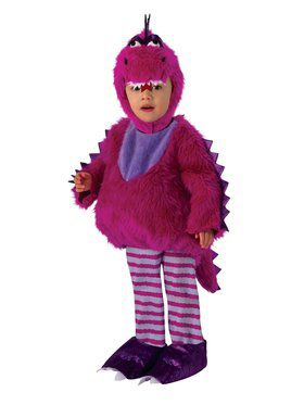 Purple Dragon Child Costume