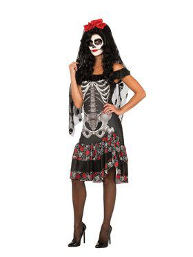 Queen Corpse Adult Costume