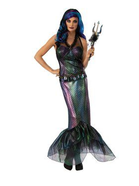 Queen of Dark Seas Adult Costume