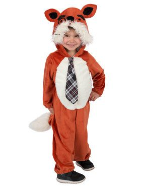 Baby/Toddler Quick the Fox Costume