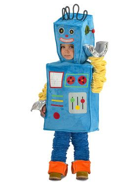 Racket the Robot Child Costume 4