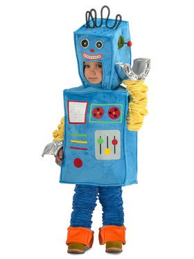 Racket the Robot Infant Costume 18M/2T