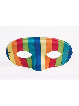 Rainbow Masquerade 2018 Halloween Masks