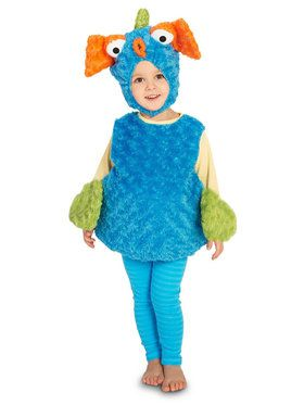 Rainbow Fish Toddler Costume