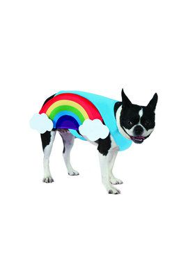 Rainbow Costume for Pet