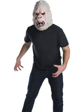 Rampage George Latex Overhead 2018 Halloween Masks