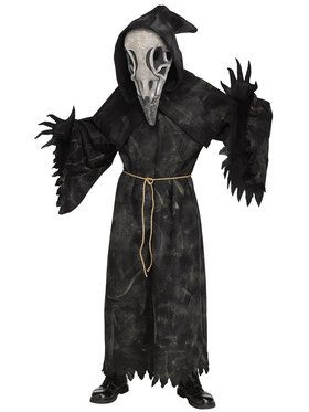 Raven Reaper Costume