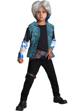 Ready Player One Boy's Parzival Costume