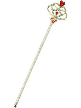 Princess Wand (Ruby Red/Gold) Child