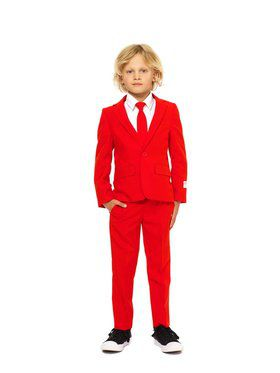 Red Devil Boys Opposuit