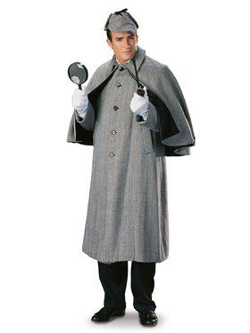 Mens Regency Collection Sherlock Holmes