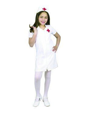 Registered Nurse Child Costume