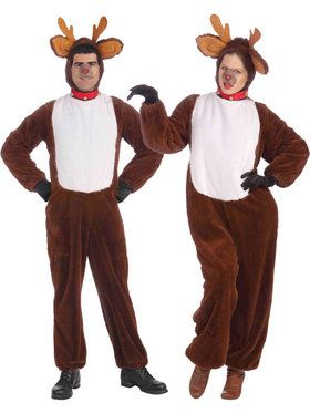 Reindeer Adult Costume