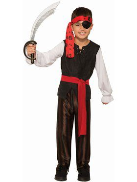 Renegade - Pirate Boy Child Costume