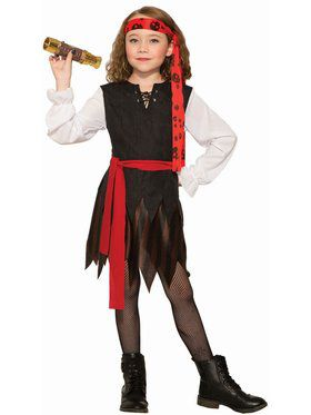 Renegade - Pirate Girl Child Costume