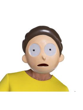 Rick & Morty - Morty Adult Mask
