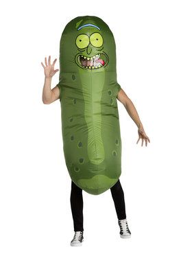 Rick & Morty - Pickle Rick Adult Costume
