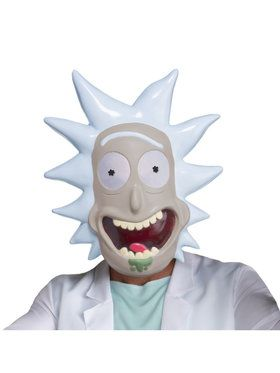 Rick & Morty - Rick Adult Mask