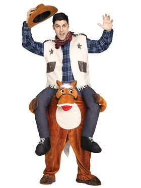 Ride a Donkey Adult Costume