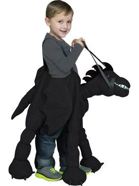 Ride-a-dragon Costume