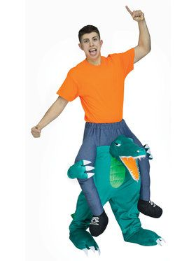 Ride a Gator Adult Costume One-Size