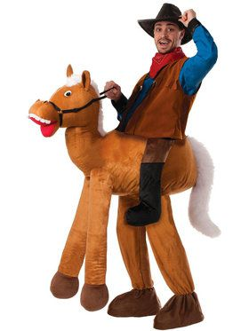 Ride a Horse Pull-On Pants Adult Costume  sc 1 st  BuyCostumes.com & Animal and Bug Costumes - Kids and Adult Halloween Costumes ...