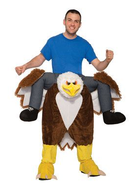 Ride an Eagle Adult Costume Standard