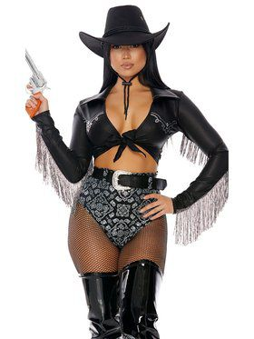 Sassy Ride It Out Cowgirl Costume