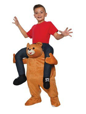Ride On - Bear Child Costume
