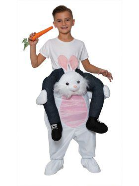 Ride On - Bunny Child Costume