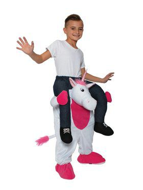 Ride On - Unicorn Child Costume
