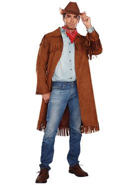 Rifleman Menu0027s Adult Costume  sc 1 st  BuyCostumes.com & Western Cowboy and Indian Costumes - Halloween Costumes ...