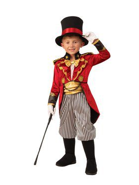 Ringmaster Child Costume