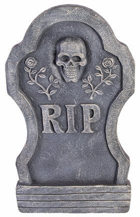 RIP Small Tombstone