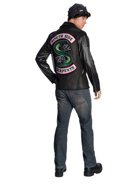 Deluxe Mens Riverdale Jughead Jones Costume