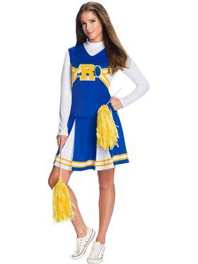 Womens Riverdale Vixens Cheerleader Costume
