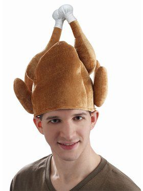 Roasted Turkey Hat