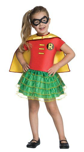 Robin Child Tutu Dress-Up Set