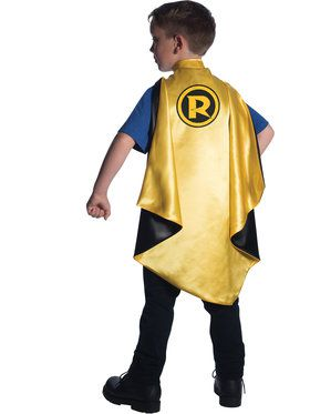 Robin Deluxe Children's Cape