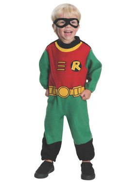 Robin Infant Costume 0-6M