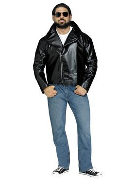 Rock n' Roll 50's Adult Jacket