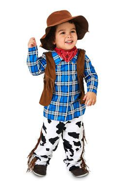 Rodeo Cowboy Toddler Costume