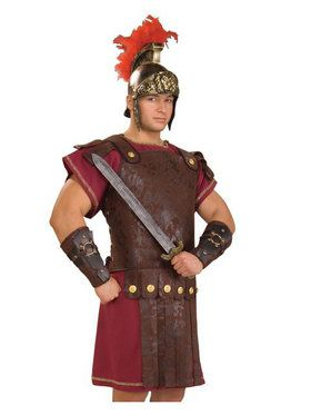 Roman Body Armor Adult  sc 1 st  BuyCostumes.com & Greek and Roman Costumes - Halloween Costumes | BuyCostumes.com