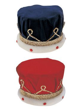 Adult Royal King`s Crown
